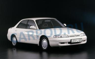 Предохранители и реле Mazda 626 (GE), 1991 - 1997