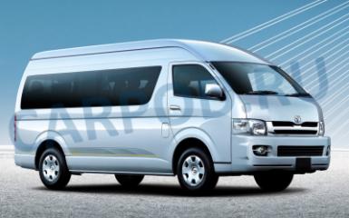 Предохранители и реле Toyota HiAce 200, 2004 - 2017
