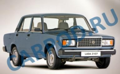 Предохранители и реле ВАЗ 2107, 1982 - 2012