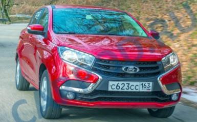 Предохранители и реле Lada XRAY, 2015 - 2020