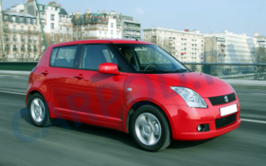 Предохранители и реле Suzuki Swift (ZC), 2003 - 2010