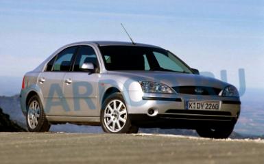 Предохранители и реле Ford Mondeo 3, 2000 - 2007