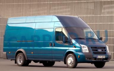 Предохранители и реле Ford Transit 6, 2006 - 2014