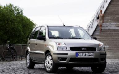 Предохранители и реле Ford Fiesta / Fusion, 2001 - 2008