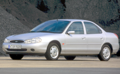 Предохранители и реле Ford Mondeo 2, 1996 - 2000