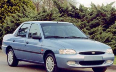 Предохранители и реле Ford Escort, 1990 - 2000
