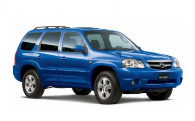 Предохранители и реле Mazda Tribute (EP), 2000 - 2007