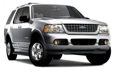 Предохранители и реле Ford Explorer 3 (U152), 2001 - 2005