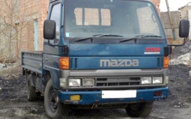 Предохранители и реле Mazda Titan, 1989 - 2000