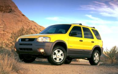 Предохранители и реле Ford Escape 1, 2000 - 2006