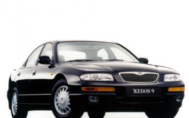 Предохранители Mazda Xedos 9 (Millenia), 1993 - 2003