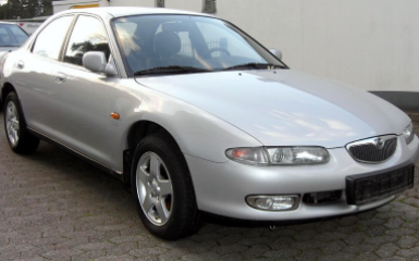 Предохранители и реле Mazda Xedos 6 (TA), 1991 - 1999