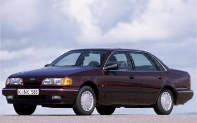 Предохранители и реле Ford Scorpio (Mk1), 1985 - 1994