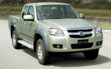Предохранители и реле Mazda BT-50 (J97M), 2006 - 2012