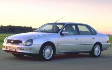 Предохранители и реле Ford Scorpio 2, 1994 - 1998