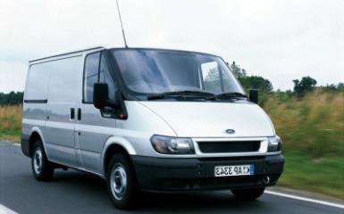 Предохранители и реле Ford Transit 5, 2000 - 2006