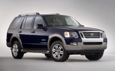 Предохранители и реле Ford Explorer 4 (U251), 2005 - 2011