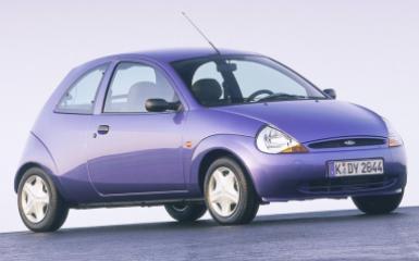 Предохранители и реле Ford Ka, 1997 - 2007