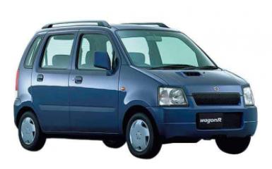 Предохранители и реле Suzuki Wagon / Solio, 1997 - 2008