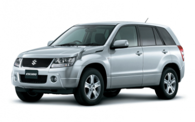 Предохранители Suzuki Escudo, 2005 - 2012