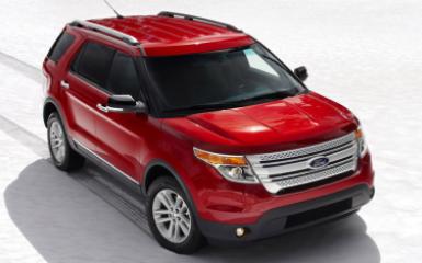 Предохранители и реле Ford Explorer 5 (U502), 2010 - 2016