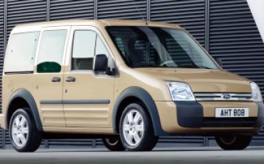 Предохранители и реле Ford Tourneo Connect, 2002 - 2009