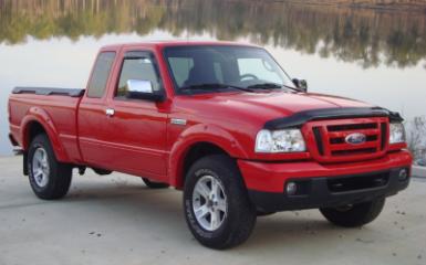 Предохранители и реле Ford Ranger, 2006 - 2012