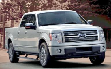 Предохранители и реле Ford F-150 (P415), 2008 - 2014