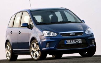 Предохранители и реле Ford C-MAX, 2007 - 2010