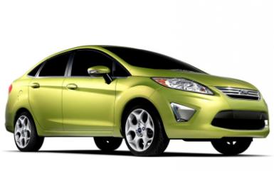 Предохранители и реле Ford Fiesta (Mk6), 2008 - 2013