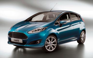 Предохранители и реле Ford Fiesta (Mk6), 2013 - 2019
