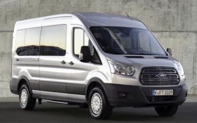 Предохранители и реле Ford Transit 7, 2014 - 2021
