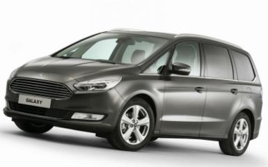 Предохранители и реле Ford Galaxy (CK), 2014 - 2021