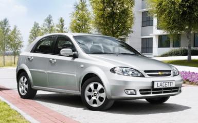 Предохранители и реле Chevrolet Lacetti (J200), 2004 - 2013
