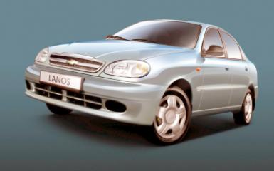 Предохранители и реле Chevrolet Lanos (T100), 1997 - 2017