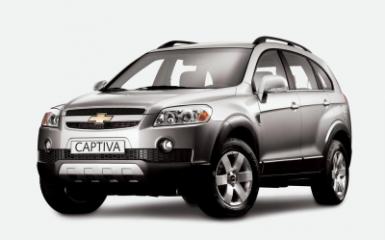Предохранители и реле Chevrolet Captiva (C100), 2006 - 2011