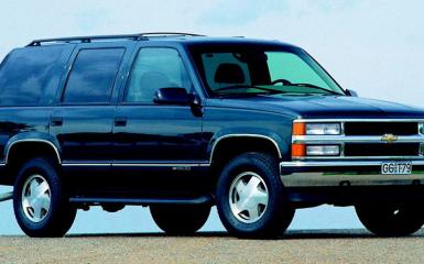 Предохранители и реле Chevrolet Tahoe, 1987 - 2000