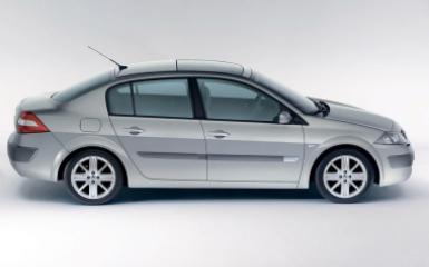 Предохранители и реле Renault Megane 2, 2002 - 2009