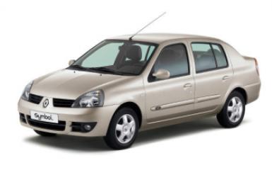 Предохранители и реле Renault Symbol / Clio (LB), 1999  - 2008
