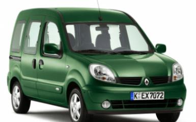 Предохранители и реле Renault Kangoo (KC), 1997 - 2007