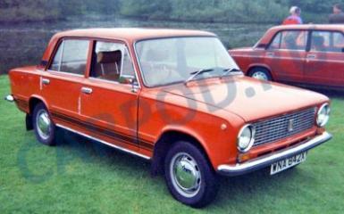 Предохранители и реле ВАЗ 2101 / 2102, 1970 - 1988