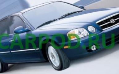 Предохранители и реле Kia Optima 1 (GD), 2000 - 2005