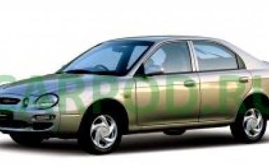 Предохранители и реле Kia Shuma (FB), 1997 - 2004