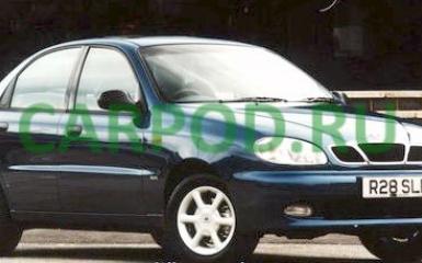 Предохранители и реле Daewoo Lanos (T100, T150), 1997 - 2008