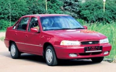 Предохранители Daewoo Nexia N100, 1994 - 2008