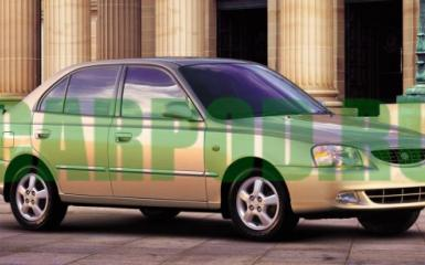 Предохранители и реле Hyundai Accent (LC), 1999 - 2012