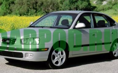 Предохранители и реле Hyundai Elantra 3 (XD), 2000  - 2006