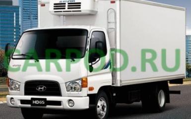 Предохранители и реле Hyundai HD (78/72/65)