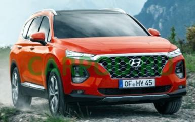 Предохранители и реле Hyundai Santa Fe 4 (TM), 2018 - 2021