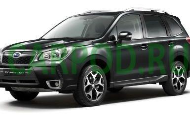 Предохранители Subaru Forester SJ, 2012 - 2019 г.в.
